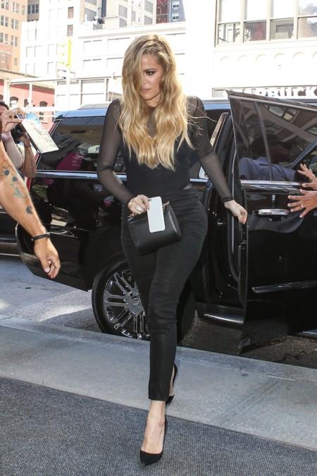 Khloe Kardashian Yeezy