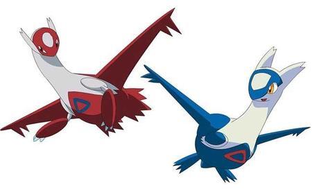 Atentos a los eventos de Nintendo si queréis conseguir a Latios y Latias en Pokémon Alfa Zafiro y Rubí Omega