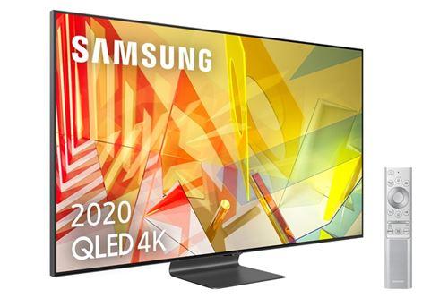 "TV QLED 163 cm (65"") Samsung QE65Q95T con Inteligencia Artificial 4K, HDR 2000 y Smart TV"