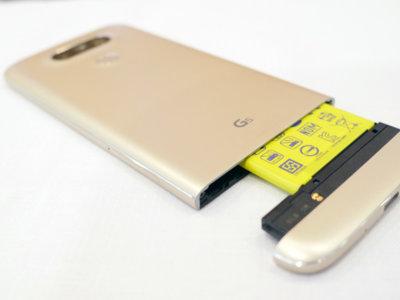 LG zanja la polémica sobre los materiales del LG G5: no es plástico, es de metal