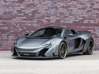 El McLaren 650S todavía más potente y gracias a la gente de FAB Design