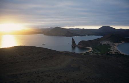 Así es el ecosistema que la erupción del volcán Wolf está poniendo en peligro en las Islas Galápagos