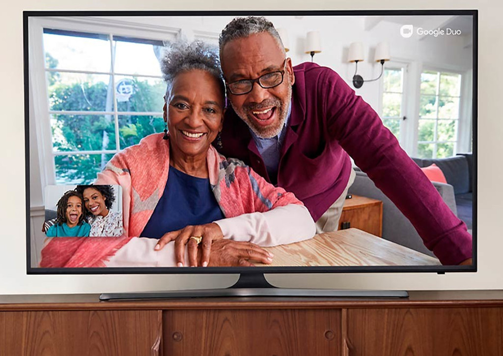 Ya puedes construir y realizar llamadas con Google® Duo en Android-OS TV