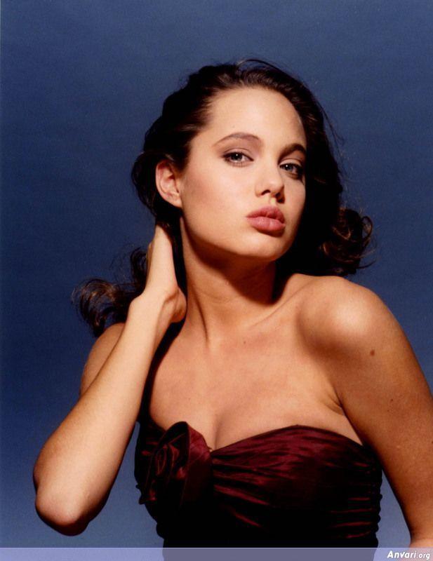 Foto de Los inicios de los famosos: Angelina Jolie (12/17)