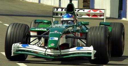 Alonso Jaguar F1 2002