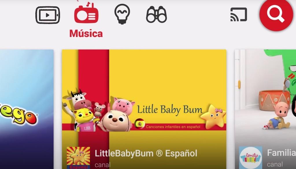 YouTube Kids llega en forma de aplicación oficial en los Apple TV