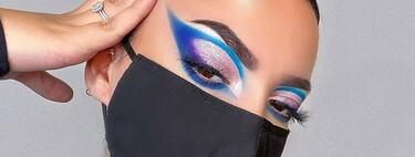 Las nuevas paletas de body paint de Nyx ya nos hacen pensar en maquillajes para Halloween (aunque sea con mascarilla)