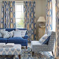 Refrescante, elegante y llena de color: así es la nueva colección textil de Jane Churchill