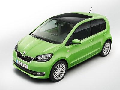 Škoda Citigo: El Up! checo se pone al día