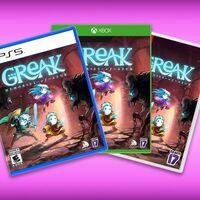 'Greak: Memories of Azur' el nuevo indie hecho en México se puede comprar en Amazon: edición física para Xbox y PS5 está de oferta