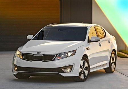 Kia Optima híbrido, comienzan sus ventas en EEUU