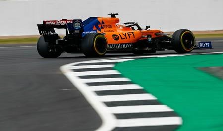 Sainz Silverstone F1 2019