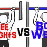 ¿Qué es mejor: levantar pesas o entrenar sin equipo adicional?