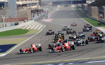 Salida Bahréin 2010