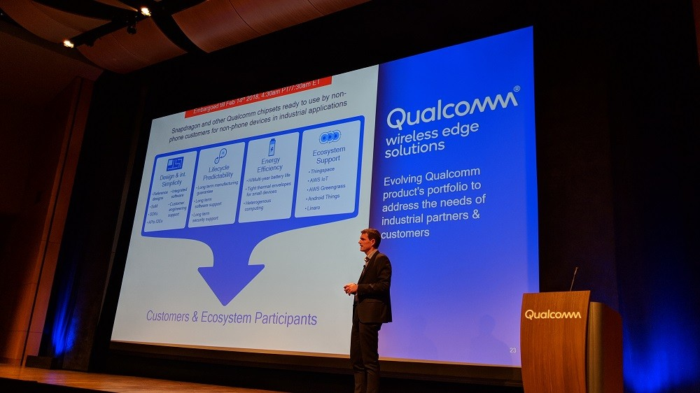 Qualcomm Wireless Edge Solutions