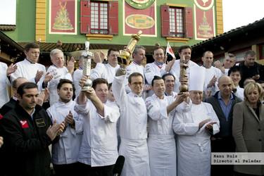 Francia gana el Bocuse d'Or 2013