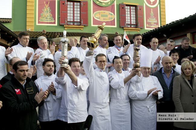 Bocuse d'Or winners 2013