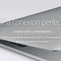 Apple reduce temporalmente el precio de sus cables y adaptadores USB-C