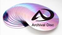 Archival Disc de Sony y Panasonic, el sucesor de Blu-ray con capacidad de 300 GB a 1 TB