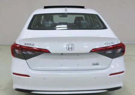 Honda Civic 2022 Filtracion 2