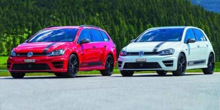Volkswagen Golf R360S, un motivo más para envidiar a los suizos