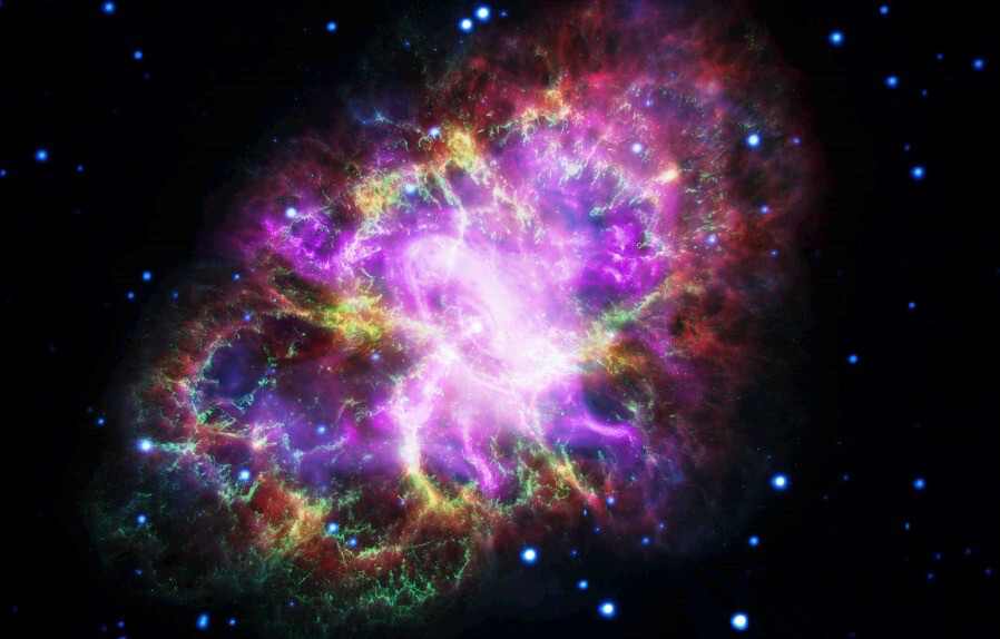 Unos investigadores han descubierto un nuevo tipo de supernova y se lo deben a un telescopio averiado y a otro jubilado