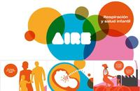 """Exposición """"Aire. Respiración y salud infantil"""""""