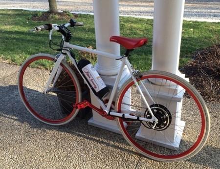 El proyecto de bicicleta eléctrica Ride Scoozy busca su sitio