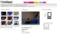 Bambuser, nueva aplicación web para crearnos nuestro canal de tv por Internet