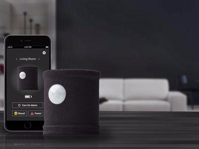 Fynoti, un sistema de seguridad minimalista en funciones y precio