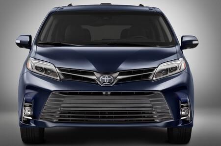 Toyota Sienna 2020 Mexico 3