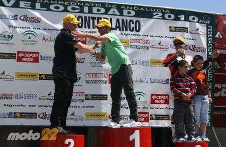 CAV 2010 Monteblanco 1 - Podio Extreme