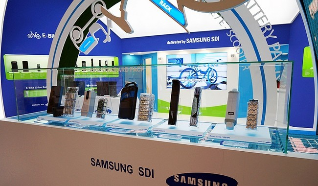 Samsung Eurobike 2015