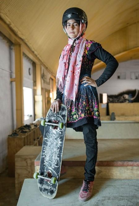 Skateistan Skateboarding Girls Afghanistan Jessica Fulford Dobson 4