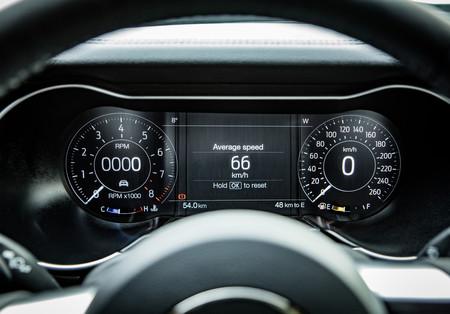Ford Mustang Bullitt cuadro digital