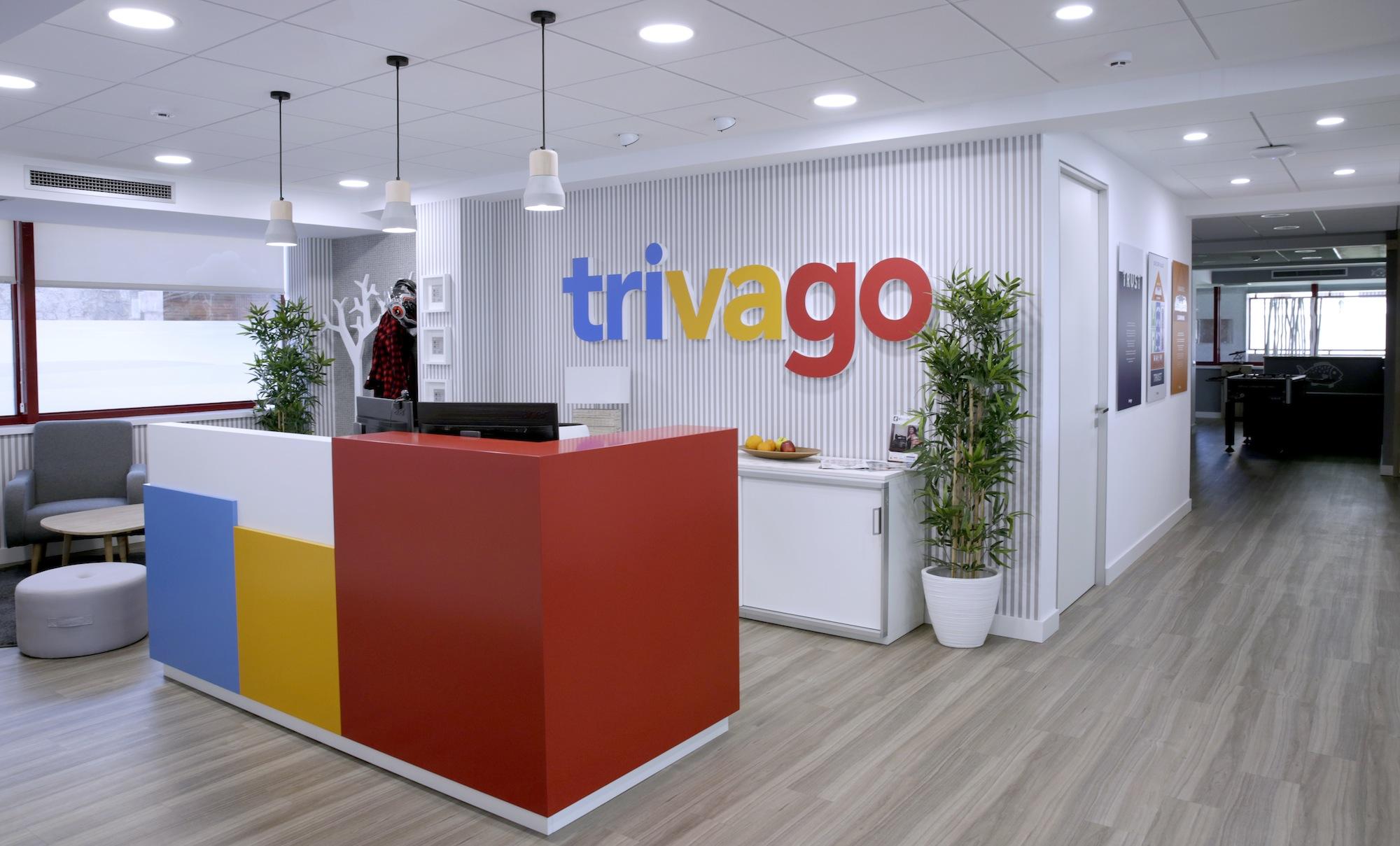 Espacios para trabajar con oficinas como las nuevas de for Trabajar en oficinas de mercadona