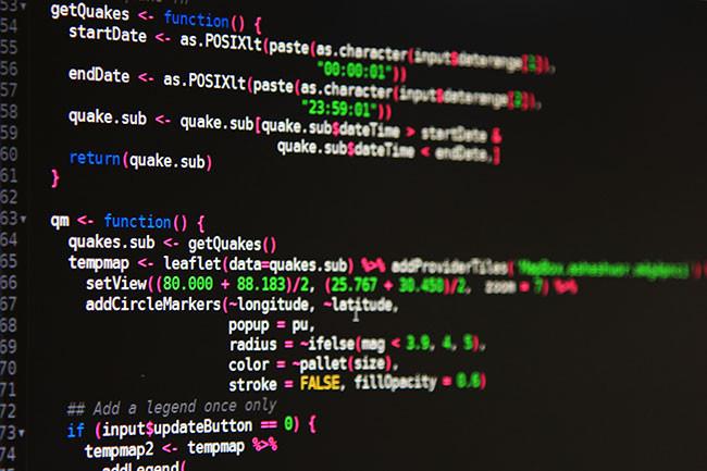 Programacion Screen