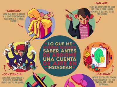 Cómo tener un Instagram de arte sin morir en el intento