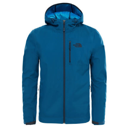 The North Face Durango Hoodie Jacket Outdoor Tops Monster Blue Aw17 T0a6rjbh7s