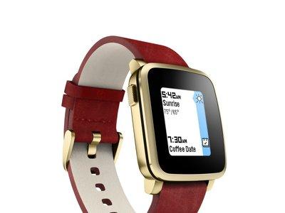 Smartwatch Pebble Time Steel por 95 euros y envío gratis