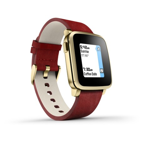 Smartwatch Pebble Time Steel por 95 euros y envío gratis