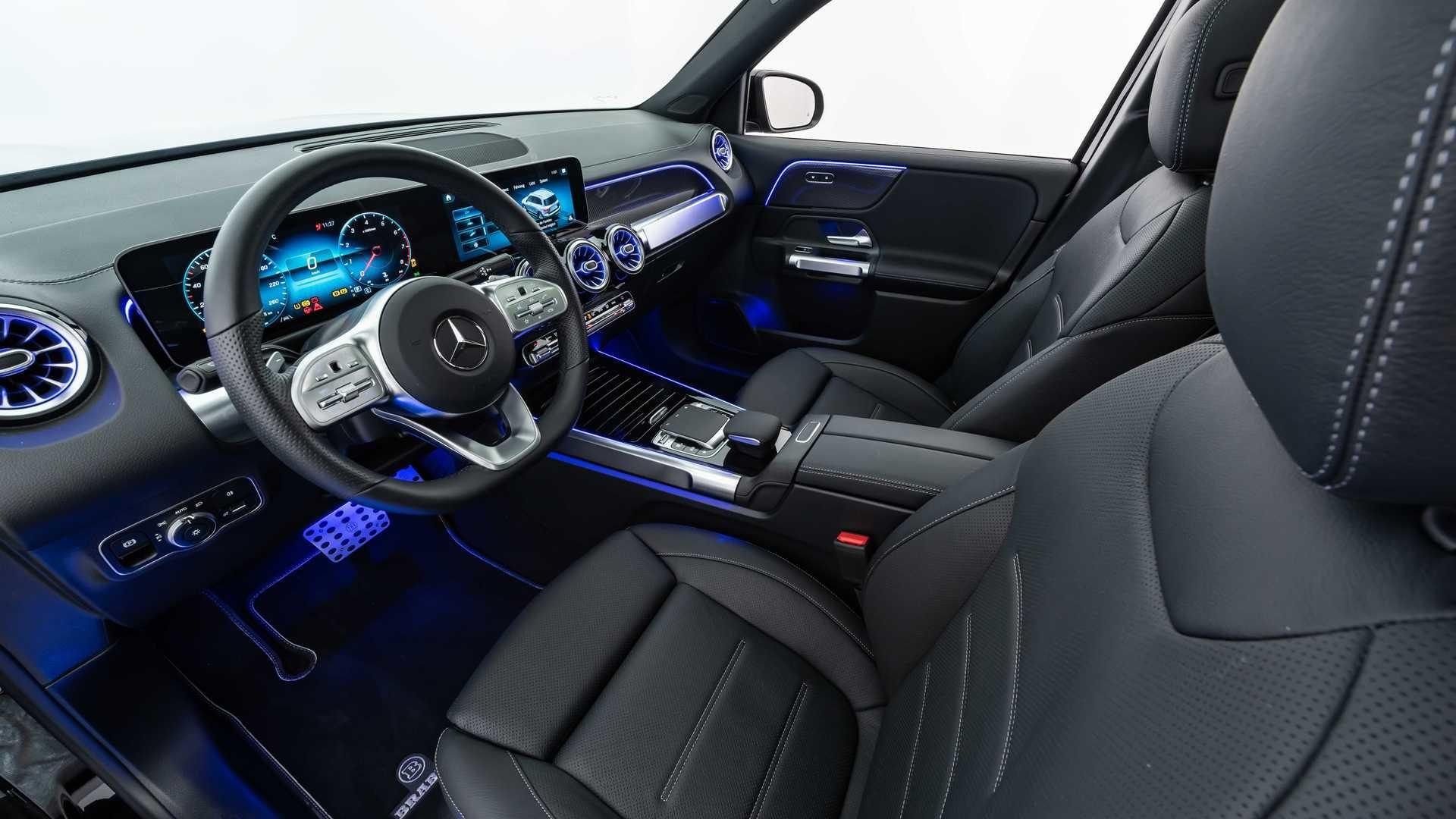Foto de Mercedes-Benz GLB by Brabus (27/27)