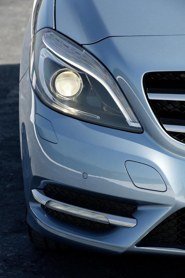 Foto de Mercedes-Benz Clase B (39/104)