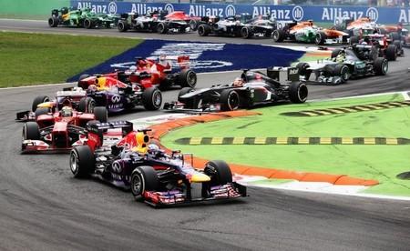 Así está la parrilla de Fórmula 1 para la próxima temporada