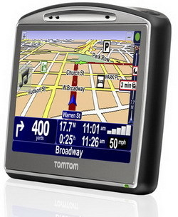 TomTom Go 720, con función para corregir y compartir mapas