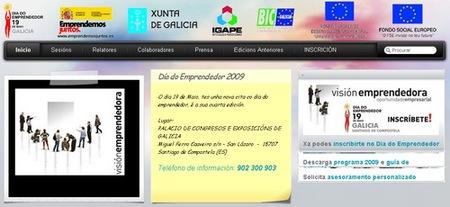 Dia del Emprendedor en Galicia: conclusiones