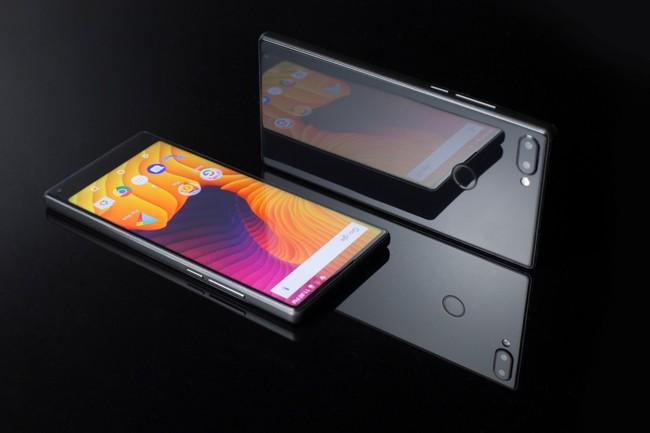 Vernee Mix 2: la forma más barata de tener un Xiaomi Mi Mix 2 con doble cámara y procesador Helio P25