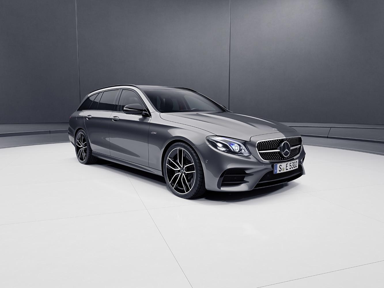 Foto de Mercedes-AMG E 53 berlina y Estate (2/5)
