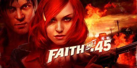Anunciado 'Faith and a .45', lo nuevo de Deadline Games