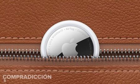 Ahórrate unos euros y no pierdas nunca las llaves, el móvil o lo que quieras: los AirTag de Apple ahora por 30,49 euros en Amazon